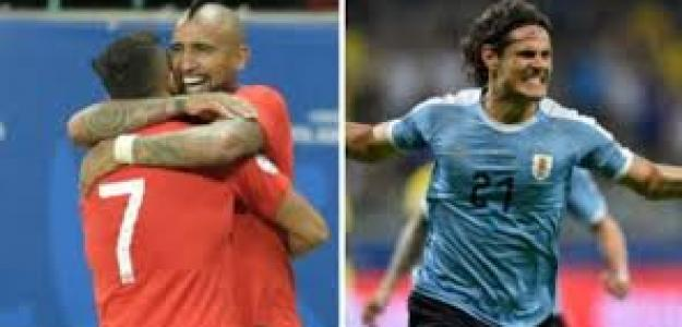 Chile y Uruguay se jugarán la primera plaza del grupo C.
