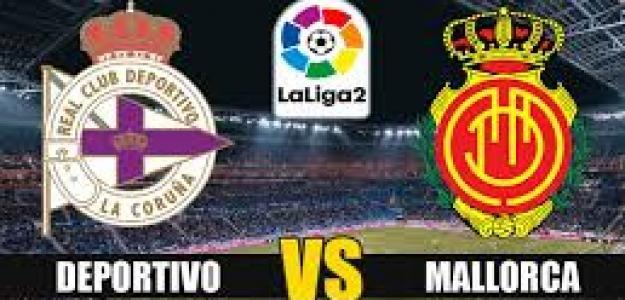 Deportivo-Mallorca