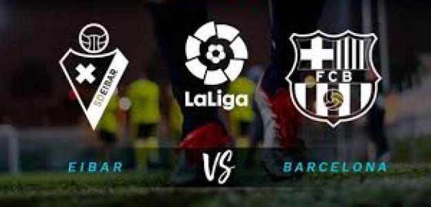 Eibar-Barcelona, nada en juego.