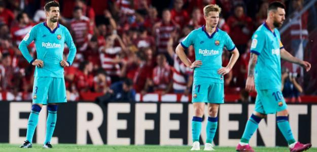 Las falencias en la presión alta del Barcelona