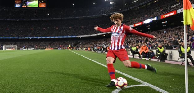 Griezmann jugará en el Camp Nou