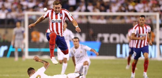 ¿Dónde puede jugar Héctor Herrera? FOTO: ATLÉTICO DE MADRID
