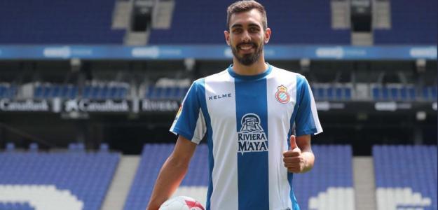 Borja Iglesias / twitter
