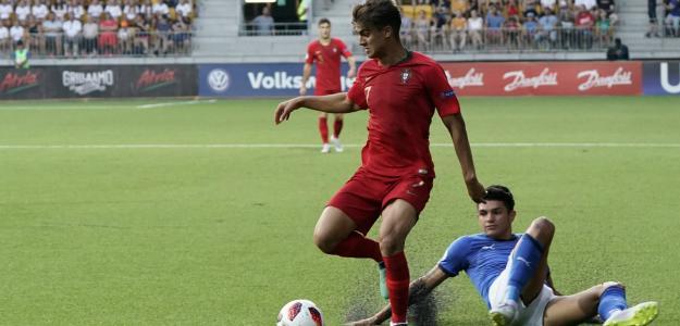 Jota es una de las estrellas de una de las favoritas al título, Portugal.