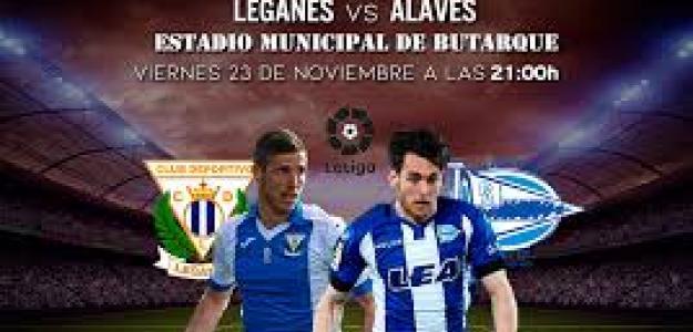 Leganés y Alavés abrirán la jornada 12+1.