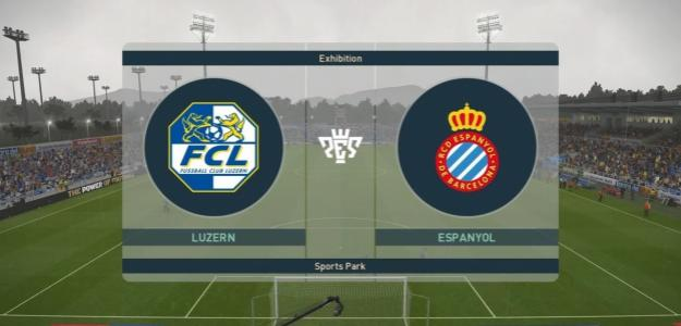 FC Luzern - RCD Espanyol
