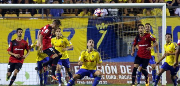 Mallorca-Cádiz, dos históricos en Segunda División