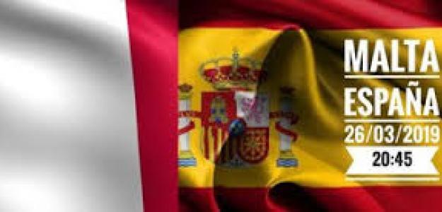 Malta y España vuelven a verse las caras en una fase de clasificación.