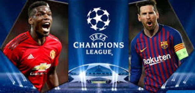 Manchester United y Barcelona se juegan los cuartos.
