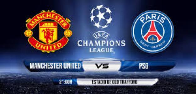 Manchester United-PSG, un gran duelo de octavos.