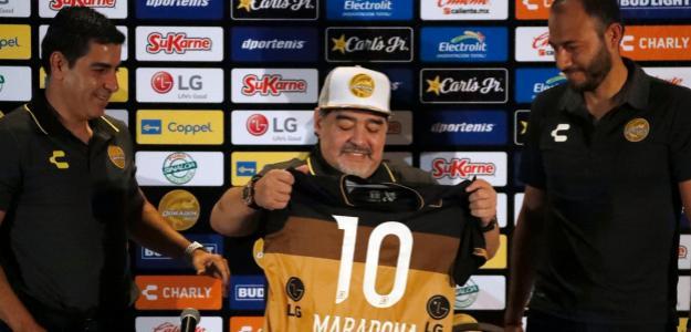 Maradona / twitter