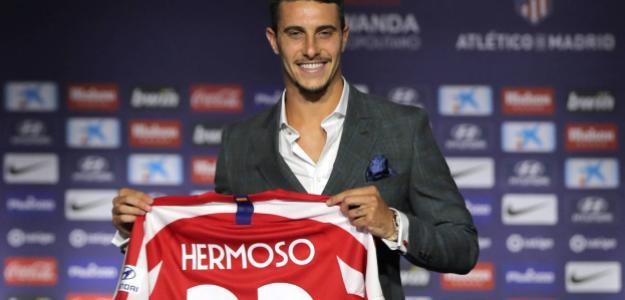 Mario Hermoso para defender y atacar mejor. FOTO: Atlético de Madrid