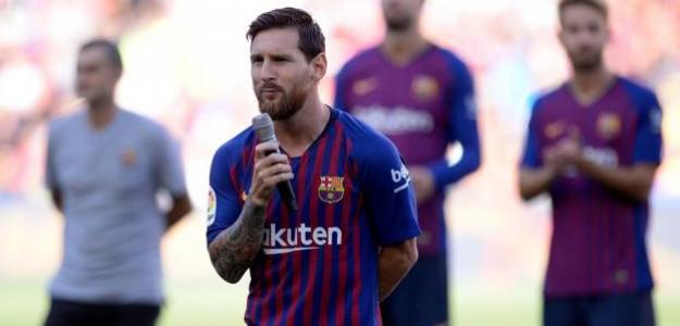 Messi quiere romper la hegemonía del Madrid en la Champions