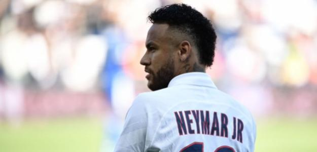Disfrutemos a Neymar. FOTO: PSG