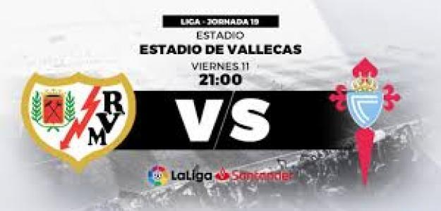 Rayo y Celta abrirán la jornada 19