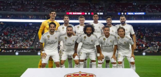Los primeros rasgos del Real Madrid 2018/2019. FOTO: REAL MADRID