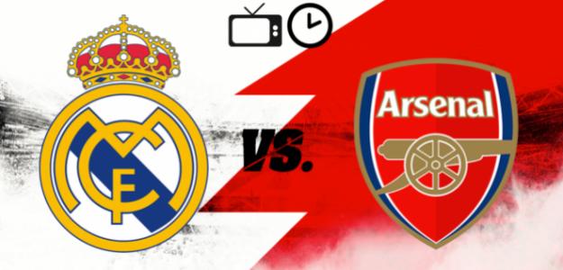 Real Madrid-Arsenal