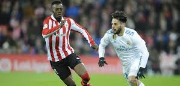 Real Madrid-Athletic Bilbao, un clásico de nuestra liga.