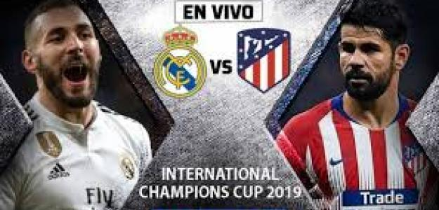 Real Madrid y Atlético se medirán en un inusual derbi