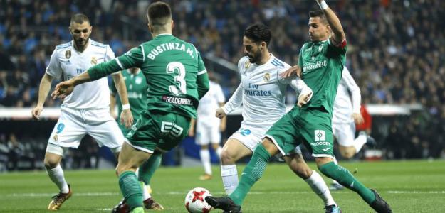 Real Madrid-Leganés, segundo derbi en el Bernabéu.