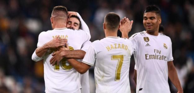 Real Madrid aplastó a Leganés. FOTO: REAL MADRID
