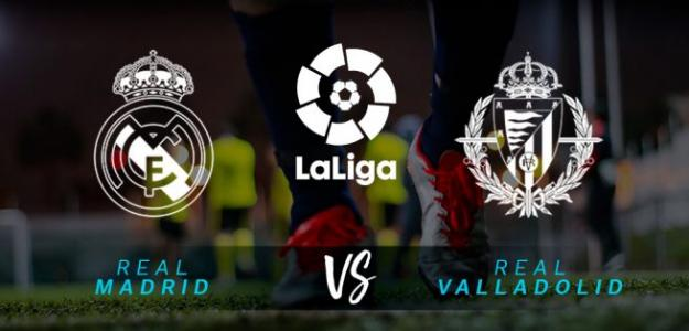 Real Mardid-Real Valladolid