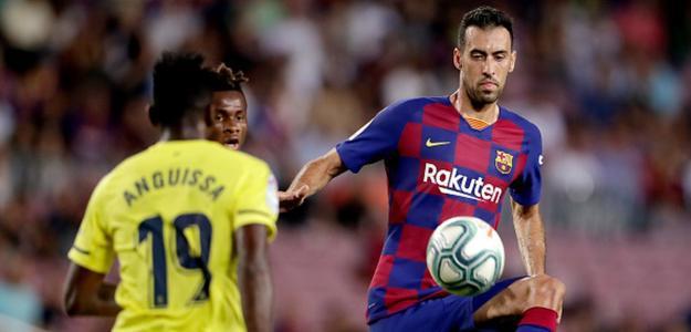 ¿Qué pierde el Barcelona sin Busquets en cancha?. FOTO: FC BARCELONA
