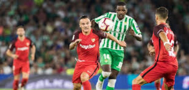 Sevilla-Betis, derbi con aspiraciones europeas.