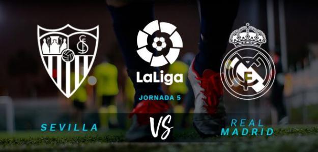 Sevilla y Madrid cerrarán la quinta jornada de la liga.