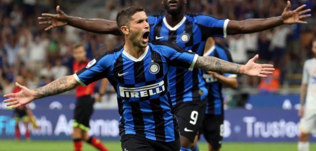 ¿Cómo juega Stefano Sensi?. FOTO: INTER DE MILÁN