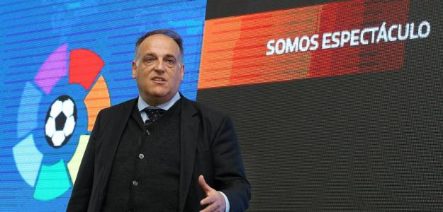 Javier Tebas / twitter