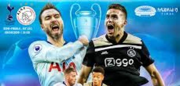 Tottenham-Ajax, semifinal inédita.