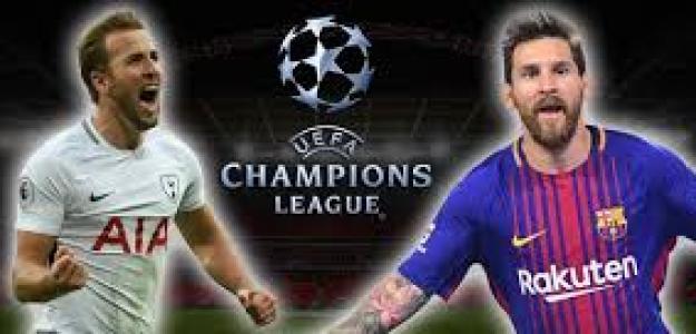 Tottenham-Barcelona