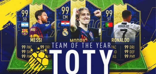 TOTY del Fifa19