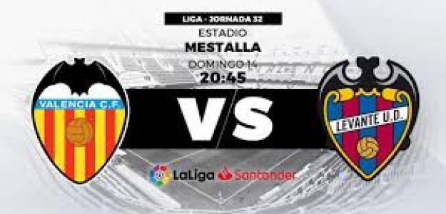 Valencia-Levante, derbi en Mestalla