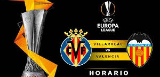 Villarreal-Valencia, derbi valenciano en Europa