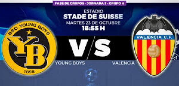 Young Boys-Valencia, encuentro inédito