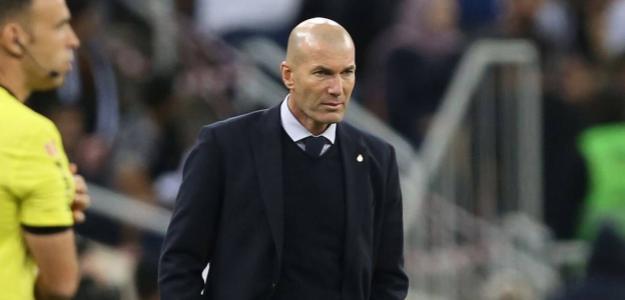 Zidane: ¿Flor marchita?