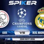 Ajax-Real Madrid, el más grande ante el más mítico