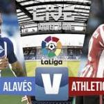 Alavés-Athletic, otro derbi vasco
