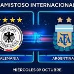 Alemania-Argentina, un clásico.