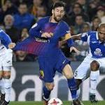 Barça y Espanyol disputarán el derbi catalán por excelencia.