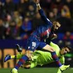 Barcelona-Levante, polos opuestos.