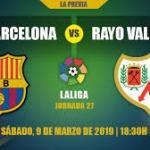 Barça-Rayo, objetivos opuestos.