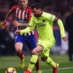 Barcelona-Atlético, uno de los clásicos de la Liga