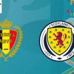 Bélgica-Escocia
