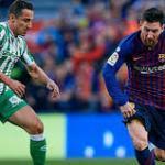 Betis y Barça, objetivos distintos
