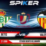 Betis y Valencia se medirán en la semifinal de la oportunidad.