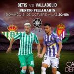 Betis-Valladolid