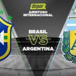 Brasil-Argentina, el clásico de las Américas.